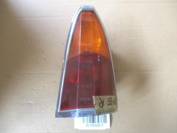 Ford Taunus P5 17M 20M Rückleuchte Rücklicht Glas Gehäuse rechts 11441106 Hella