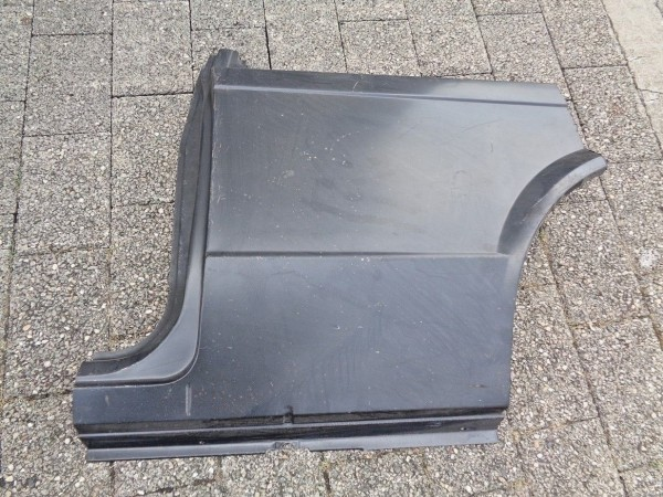 Opel Kadett D 2-Türer Reparaturblech Seitenwand links hinten NEU orig 183030