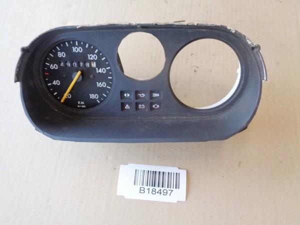 Opel Kadett C Tacho Tachometer Kombiinstrument 180km/h W665