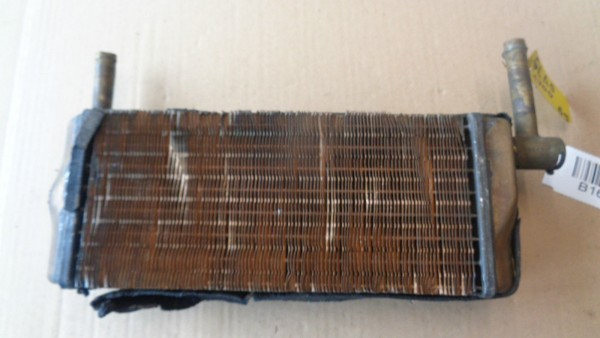 Glas 1300 1700 Heizungskühler original Behr Wärmetauscher Kühler Oldtimer Bj.65