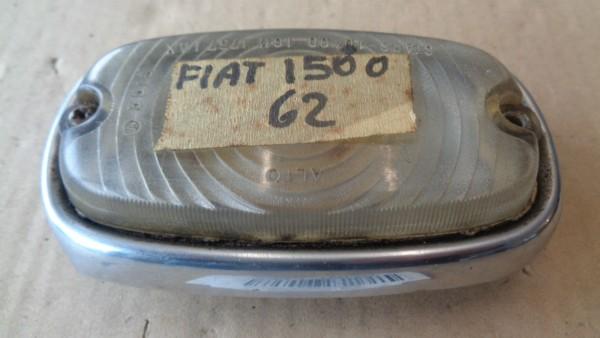 Fiat 1300 1500 Blinker vorne komplett Glas und Gehäuse komplett Oldtimer Bj.1962