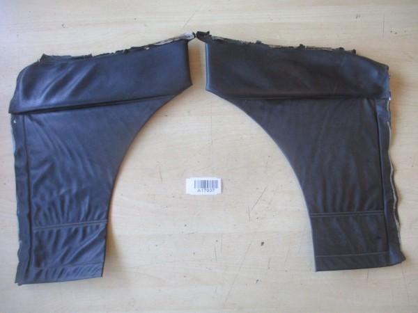 Opel GT Seitenverkleidung Seitenpappe hinten rechts links SET