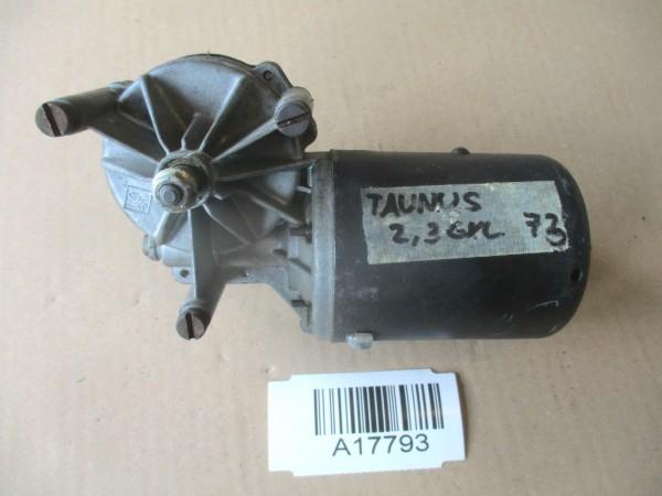 Ford Taunus 2,3 GXL Bj.73 Scheibenwischermotor Wischermotor SWF