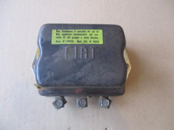 Fiat Autobianchi A112 Lichtmaschinenregler Regler Generator Voltage Regulator