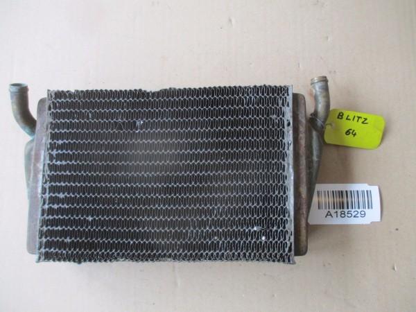 Opel Blitz 1,9 Heizungskühler Wärmetauscher Heat Exchanger