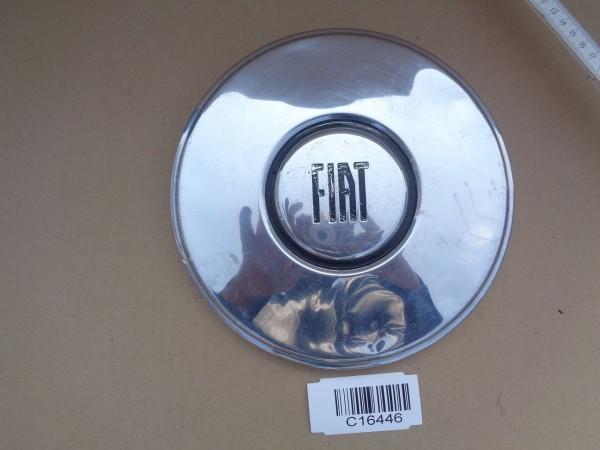 Fiat 124 125 127 128 130 132 Chrom Radkappe Radblende Zierkappe Oldtimer 1x