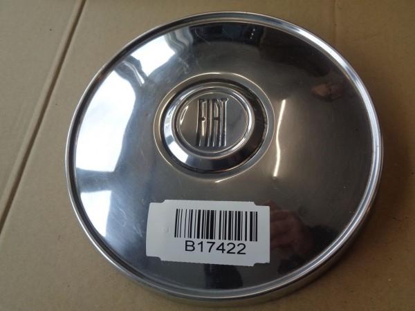 Fiat 850 124 125 127 128 1100 1300 Chrom Radkappe Radblende Zierkappe original
