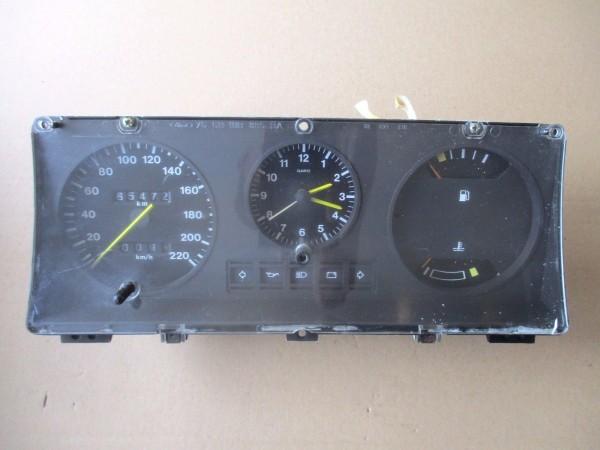 Ford Taunus MK1 MK2 MK3 Tacho Kombiinstrument Tachometer 220km/h