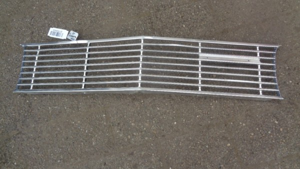 Opel Kadett A L Limo Coupe Chrom Kühlergrill Grill Frontgrill original Bj.1965