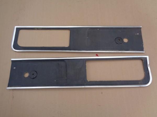 Opel Kadett C Zierleiste Chromleiste Leiste Chrom Heckblech rechts links