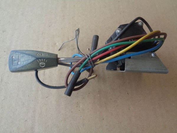 Citroen Ami 8 Bj.72 Lenkstockschalter Blinker Licht Schalter Bj.1969-78
