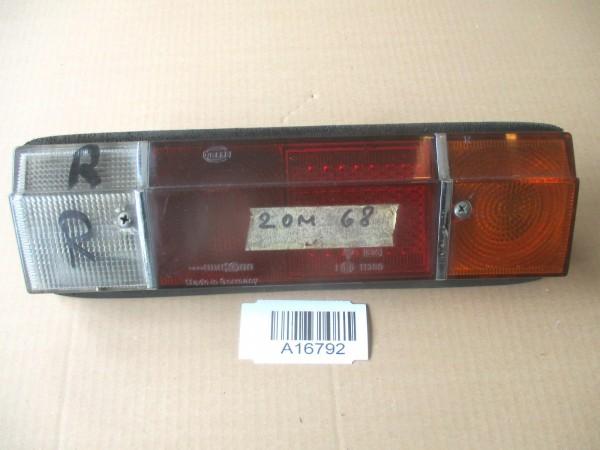 Rückleuchte Rücklicht Glas Gehäuse Rechts Ford Taunus 20M P7 P7A